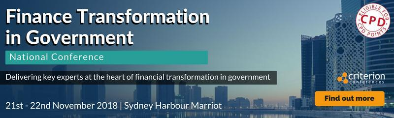 Finance Transformation in Government